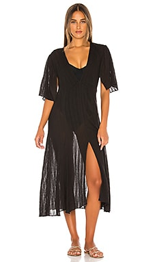 Malia Caftan Dress Vix Swimwear $168 NEW ARRIVAL