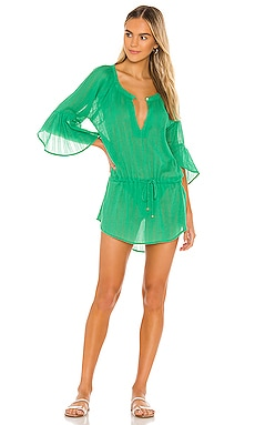 Sprite Chemise Tunic Dress Vix Swimwear $128 BEST SELLER