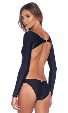 Vix Swimwear Ana Swimsuit in Black