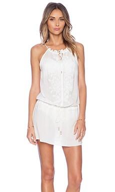 Vix Swimwear Ninfa Caftan in White