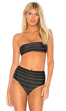 Купить Верх купальника bandeau - Vix Swimwear, Бандо, Бразилия, Черный