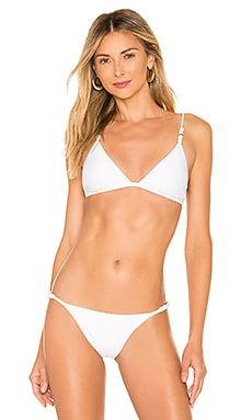 Roll Parallel Tri Top Vix Swimwear $61
