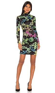 ROBE COURTE Versace Jeans Couture $338 BEST SELLER