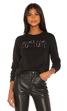 Logo Sweater Versace Jeans Couture $173