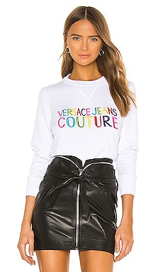 Lady Light Sweater Versace Jeans Couture $325 NEW ARRIVAL
