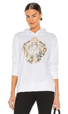 SWEAT EMBLEM BAROQUE Versace Jeans Couture $325