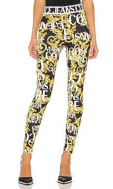 Lady Legging Versace Jeans Couture $225