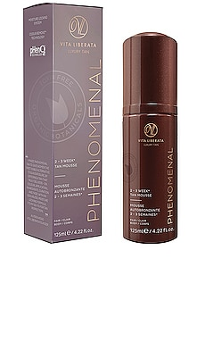 pHenomenal 2-3 Week Self Tan Mousse - Fair Vita Liberata $54