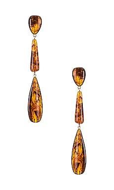 Gemma Dangle Earrings Valet $145
