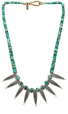 Vanessa Mooney The Prairie Necklace in Silver