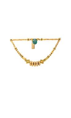 Vanessa Mooney The Crossroads Bracelet in Gold