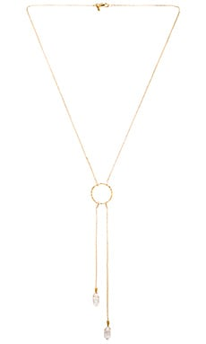 Zola Necklace in Gold