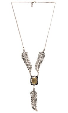 Vanessa Mooney Amiga Necklace in Silver
