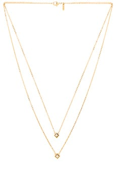 Vanessa Mooney Comets Necklace in Gold