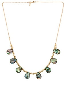 Vanessa Mooney Jackson Necklace in Gold