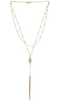 Courtney Necklace in Gold