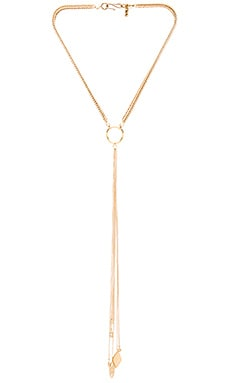Vanessa Mooney Bonet Necklace in Gold