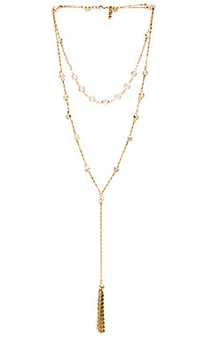 x REVOLVE Brooke & Nina Necklace in Gold