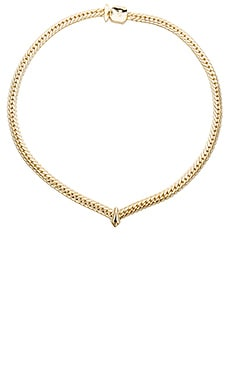 Olivia Necklace in Gold