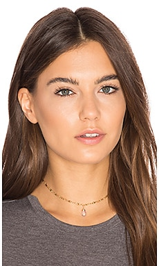 Kai Choker in Gold