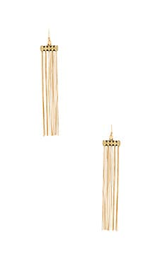 Fara Earrings in Gold