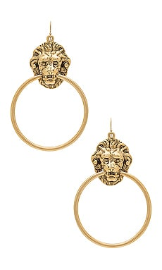 Vandal Earrings Vanessa Mooney $39