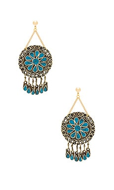 Marisol Statement Earrings Vanessa Mooney $34 (FINAL SALE)