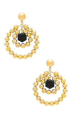 Elsa Earrings Vanessa Mooney $66