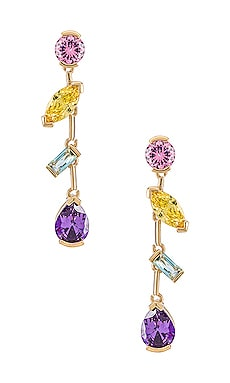 The Demigod Earrings Vanessa Mooney $37
