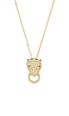 The Catcall Necklace Vanessa Mooney $52
