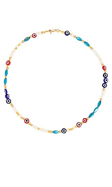 Aurora Necklace Vanessa Mooney $70