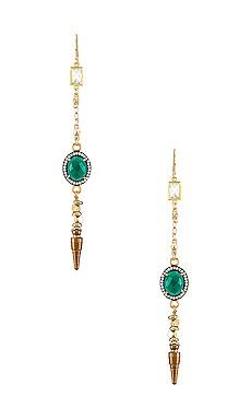 The Envy Earrings Vanessa Mooney $116