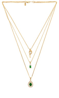 The One Love Necklace Vanessa Mooney $165