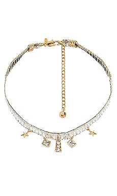 The Dancehall Choker Vanessa Mooney $99