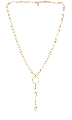 COLLAR ALTAIR CHAIN ROSARY Vanessa Mooney $48
