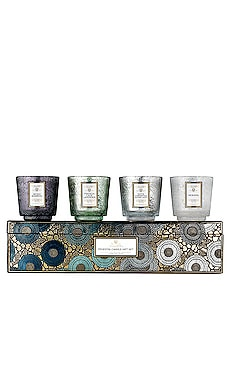 Pedestal Cool Tones Gift Set Voluspa $50