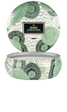 3-Wick Tin Candle Voluspa $22