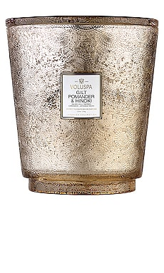 5-Wick Hearth Candle Voluspa $198