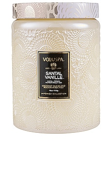 BOUGIE LARGE JAR Voluspa $33