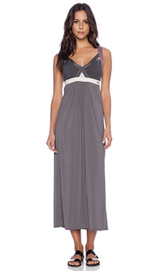 VPL Insertion Wide Maxi in Charcoal
