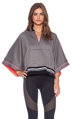 VPL Hood Throw in Grey