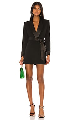 Carlotta Blazer Dress VALENTINA SHAH $695 BEST SELLER