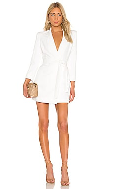 Carlotta Blazer Dress VALENTINA SHAH $595