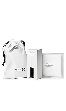 KIT FACIAL CLEANSING COMBO VERSO SKINCARE $51