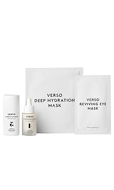 LOT MUST HAVE ICONS VERSO SKINCARE $150