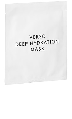 Hydration Mask VERSO SKINCARE $15