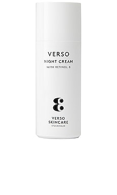 Night Cream VERSO SKINCARE $110