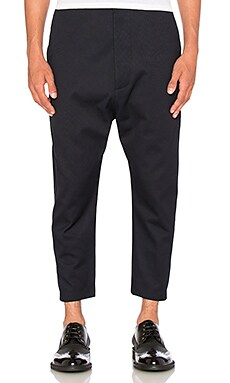 Vivienne Westwood Man Samurai Trousers in Navy