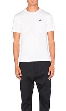 Vivienne Westwood Man Basic T Shirt in White