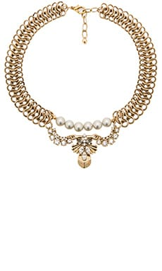 Wanderlust + Co Dreamweaver XL-Chain Necklace in Gold